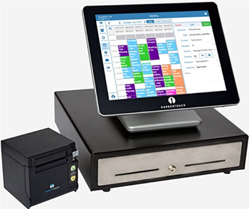 Cash Register and SAS POS System