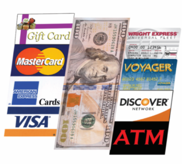Merchant Services Provider Payment Options