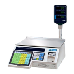Electronic Scale for Restaurant or Food store Cashier