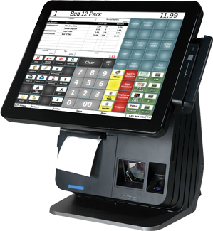 SAAS and Cashier Register Stand-alone