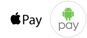 Apple Pay Android Pay Logo