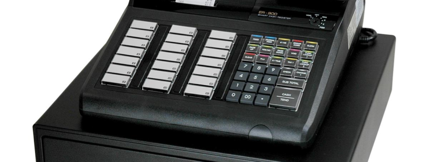 ER 925 Electronic Cash Register